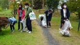 「目田川秋の環境学習会」を実施しました。